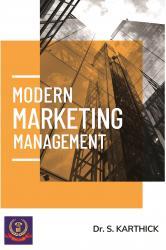 Cover for Modern Marketing Management
