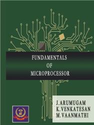 Cover for FUNDAMENTALS OF MICROPROCESSOR