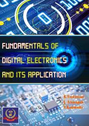 Cover for FUNDAMENTALS OF DIGITAL ELECTRONICS AND ITS APPLICATION